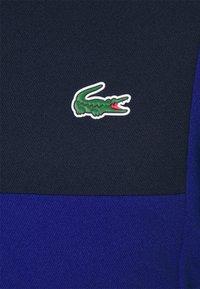 Lacoste Sport - TENNIS BLOCK - Polo shirt - navy blue/cosmic - 2