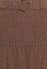Faithfull the brand - FARIDA MIDI SKIRT - A-line skirt - bonnie - 2