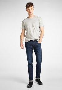 Lee - Jeansy Straight Leg -  dark blue - 1