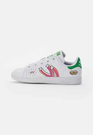STAN SMITH - Trainers - white/white/vivid green