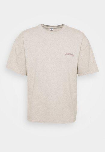 UNISEX - Basic T-shirt - ecru