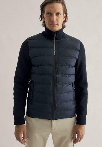 Winter jacket - azul
