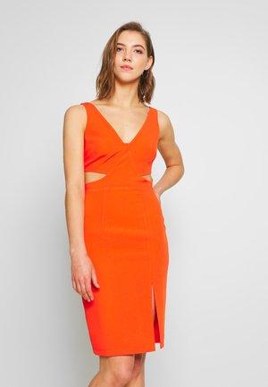 MILLA - Shift dress - orange