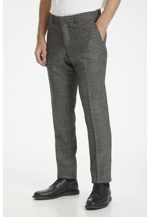 Trousers - steel grey
