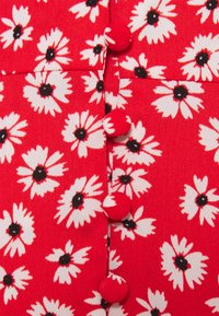 Anna Field - Maxi dress - red/white - 2