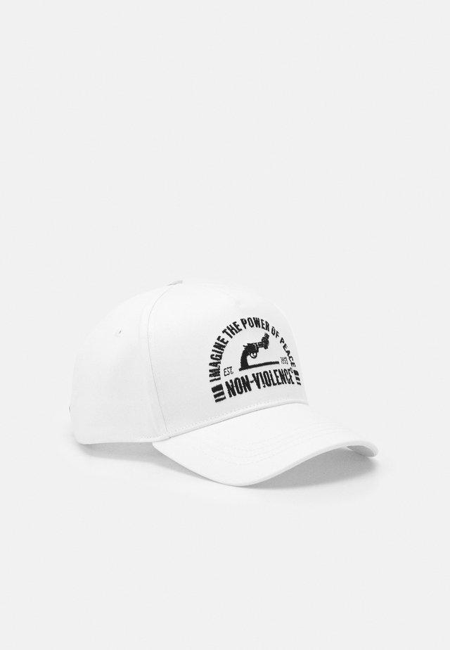 JACNON BASEBALL  - Pet - white