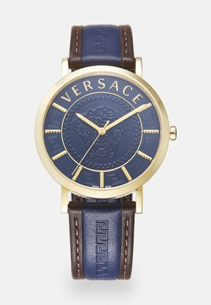 ESSENTIAL UNISEX - Watch - blue/gold-coloured