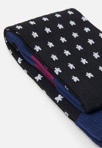 Thought - BILLIE START FLIGHT SOCKS - Knee high socks - black - 1
