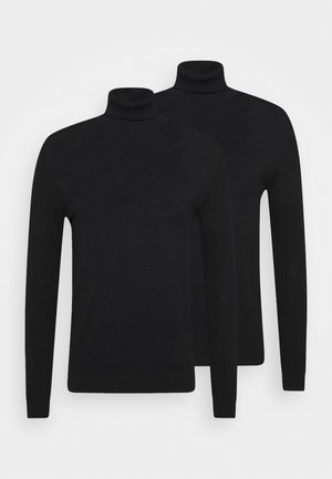 2 PACK - Jumper - black