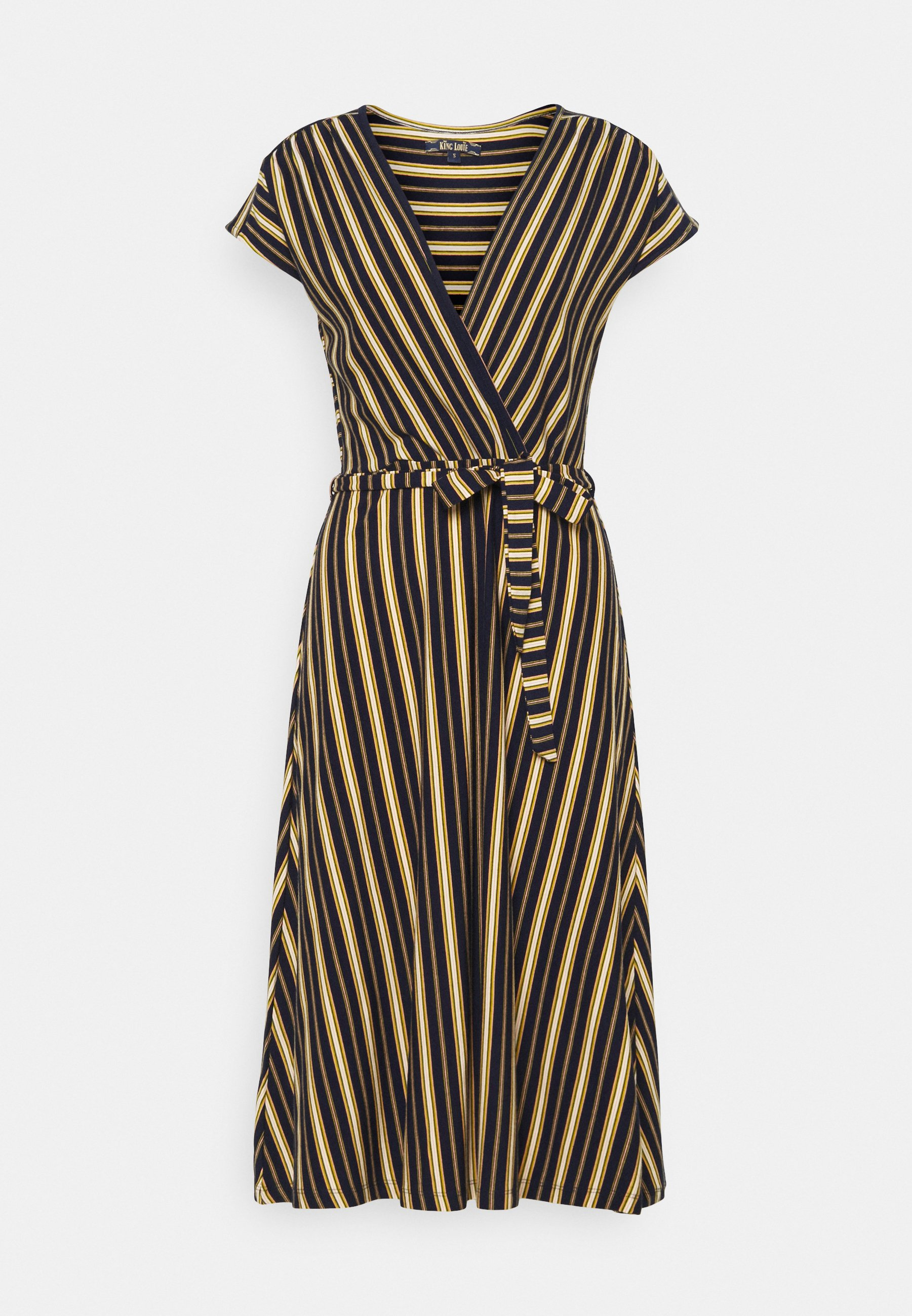 Women ABIGAIL DRESS GONZALEZ STRIPE - Day dress