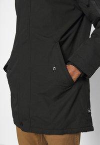 TOM TAILOR DENIM - SOFT  - Winter coat - black - 5