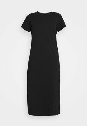 ALANIS DRESS - Vestido largo - black