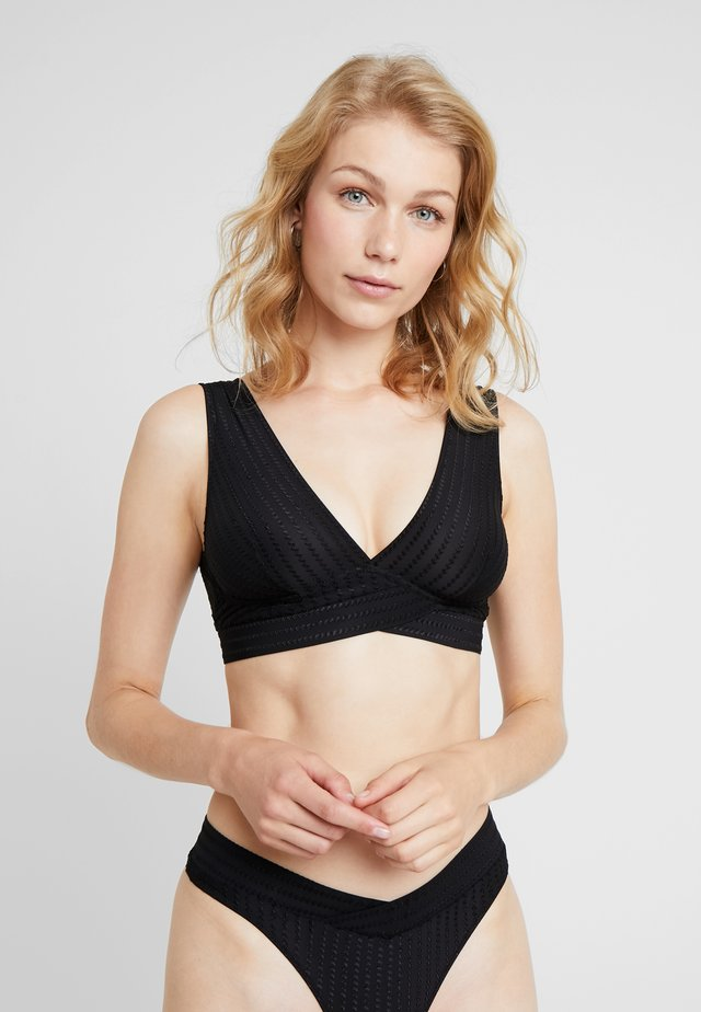ZIGGY SOFT CUP EVERYDAY BRA - Bustier - black