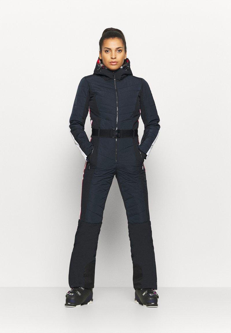 Luhta - ELGMO - Spodnie narciarskie - dark blue