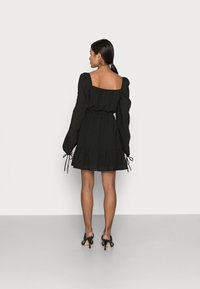 Missguided Petite - Day dress - black - 2
