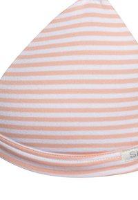 Skiny - GIRLS TRIANGEL GEPADDET 2 PACK - T-shirt bra - light pink/white - 4