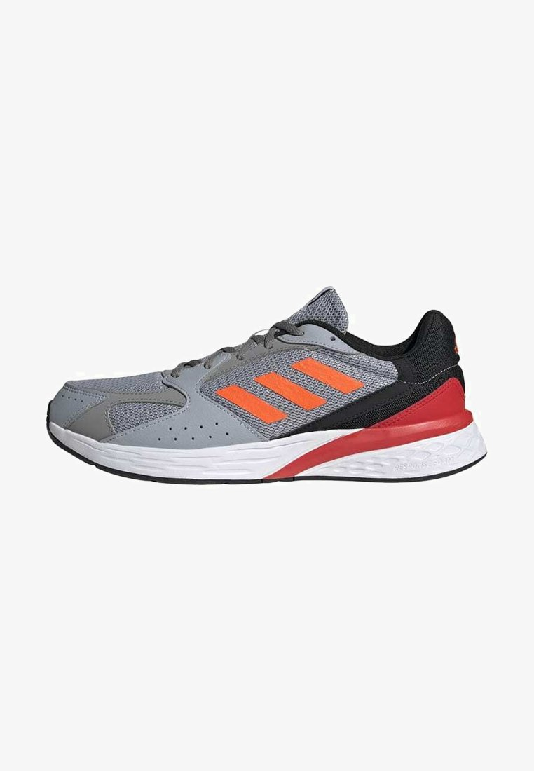 adidas Performance - RESPONSE RUN SCHUH - Neutral running shoes - grey