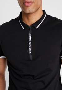 Armani Exchange - Polo - black - 5