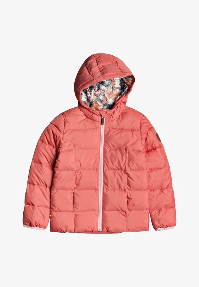 DAY DREAMING - Winter jacket - deep sea coral