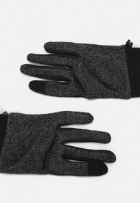 Nike Performance - MEN'S HYPERSTORM KNIT GLOVES - Guantes - smoke grey/black/black - 1