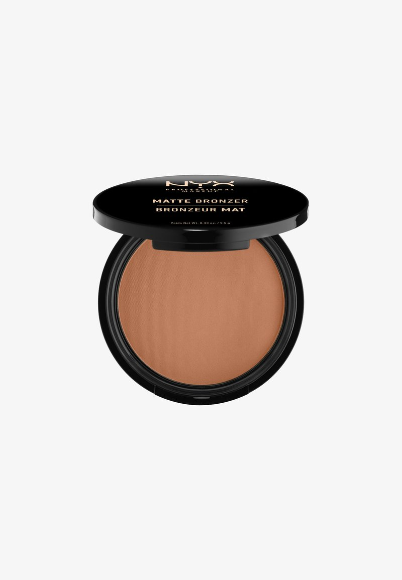 Nyx Professional Makeup - MATTE BODY BRONZER - Bronzer - 04 dark tan