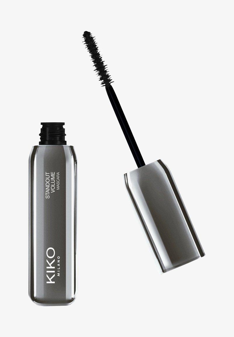KIKO Milano - STANDOUT VOLUME MASCARA - Mascara - black