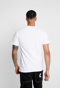 Diamond Supply Co. - ALI SIGN SHORT SLEEVE TEE - Print T-shirt - white - 2