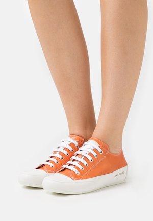 ROCK - Trainers - arancio/bianco