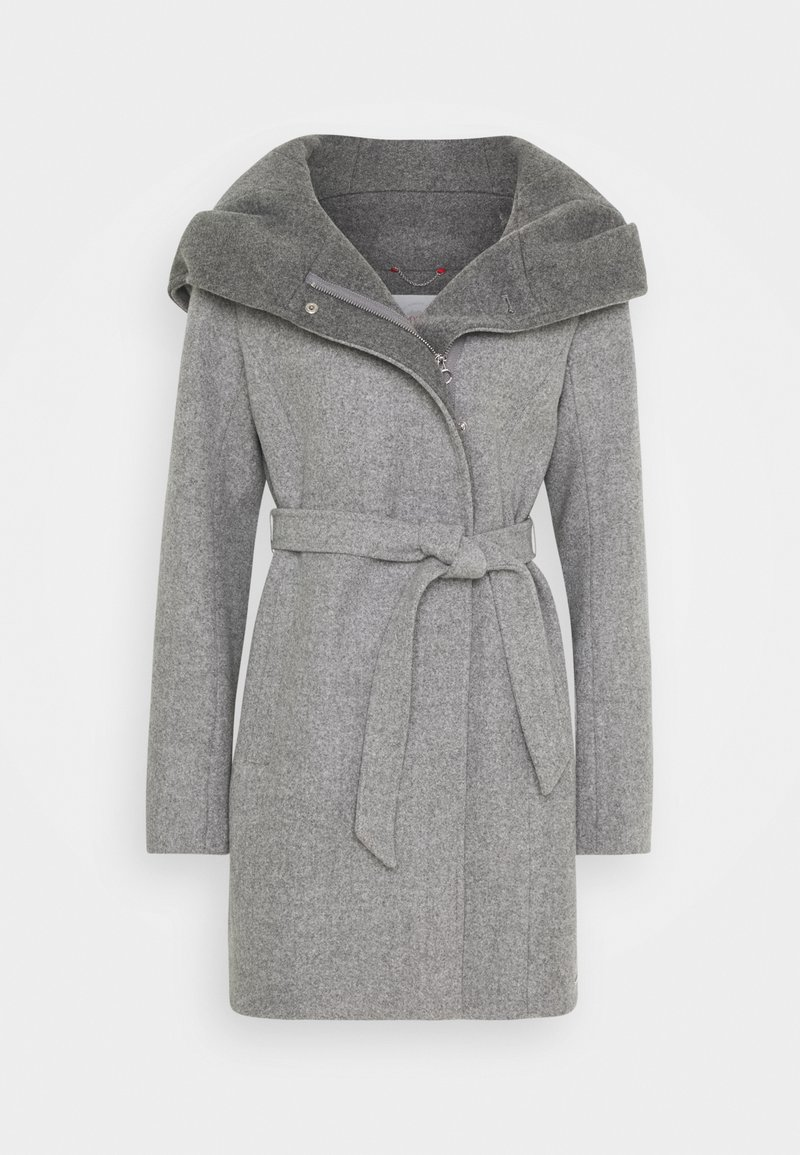 s.Oliver - Short coat - grey