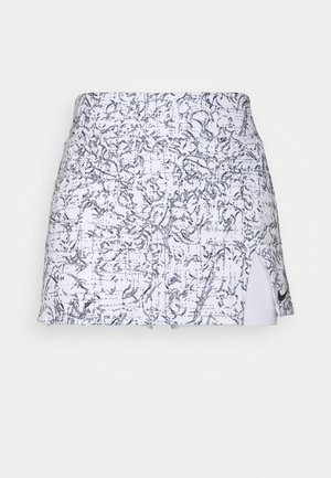 VICTORY SKIRT - Urheiluhame - white/black