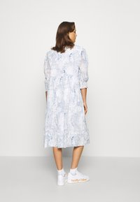 See by Chloé - Day dress - white/blue - 4