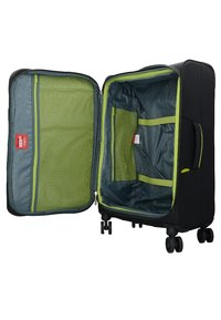 Hardware - XLIGHT - Wheeled suitcase - black - 4