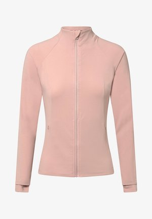 Training jacket - rose