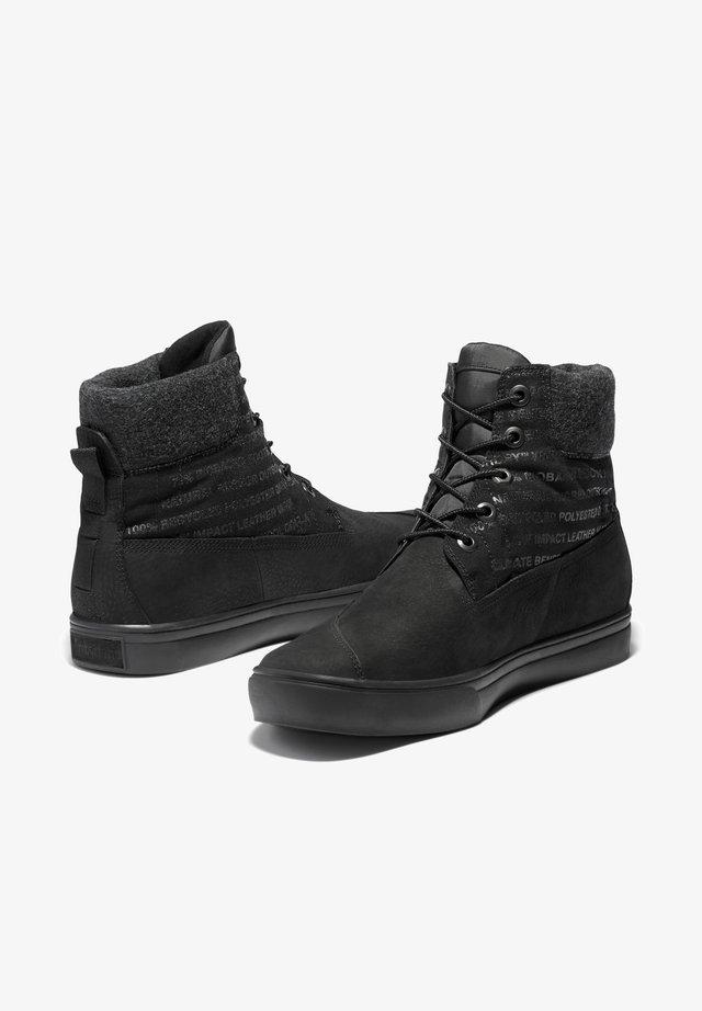 2.0 CUPSOLE EK+ - Sznurowane obuwie sportowe - black nubuck