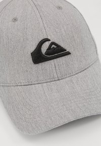 Quiksilver - DECADES UNISEX - Cap - light grey heather - 2