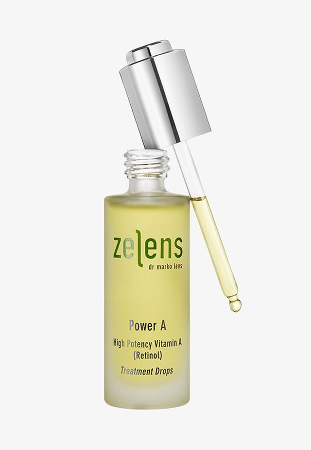 ZELENS POWER A TREATMENT DROPS - Serum - -
