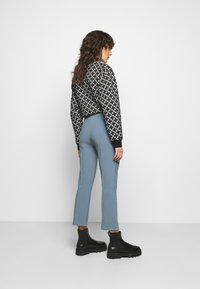 By Malene Birger - VIGGIE - Trousers - faded dove - 2