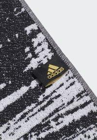 adidas Performance - JUVENTUS TURIN COTTON TOWEL - Håndkle - black - 3