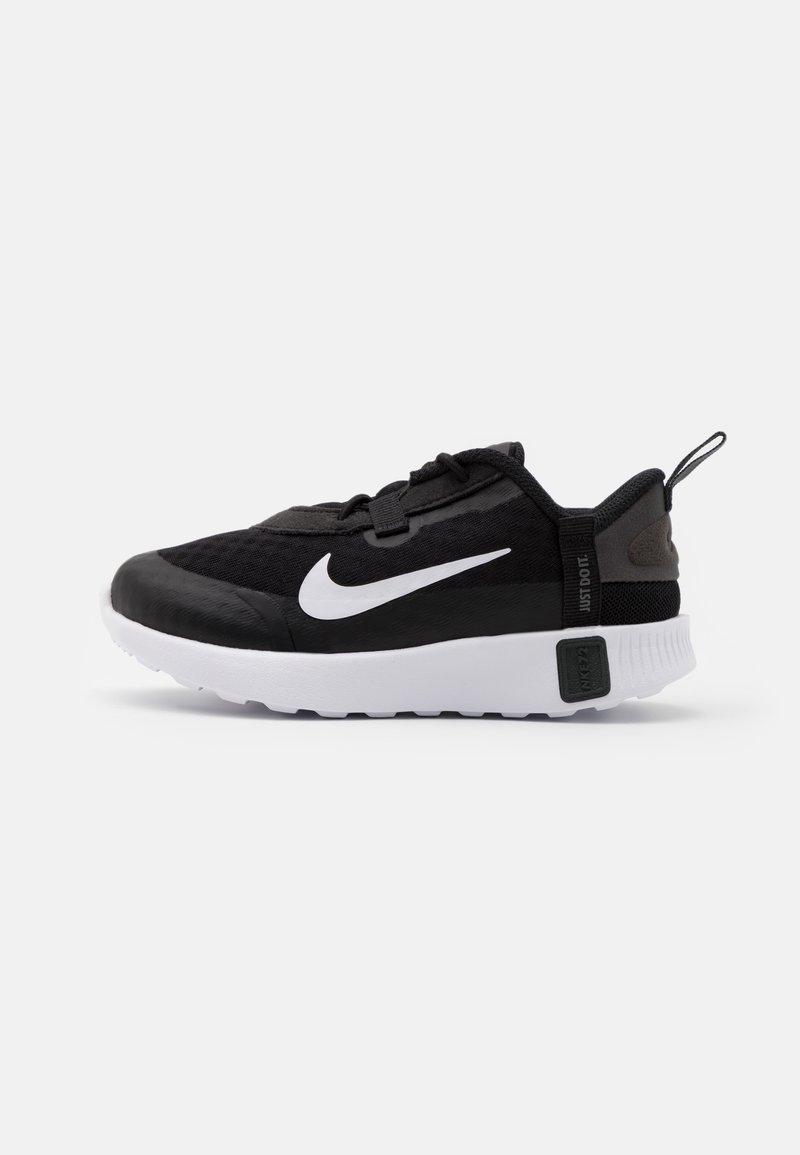 Nike Sportswear - REPOSTO UNISEX - Sneakers laag - black/white/dark smoke grey/iron grey