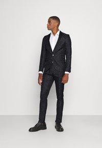 Twisted Tailor - SERVAL SUIT - Suit - blue - 0