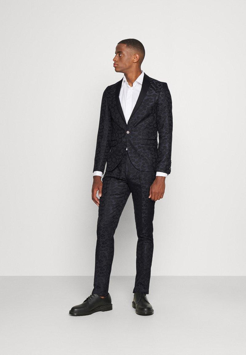Twisted Tailor - SERVAL SUIT - Suit - blue