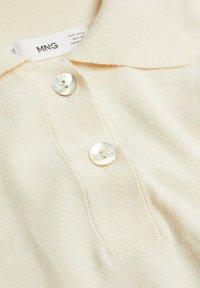 Mango - DANA-I - Polo shirt - ecru - 7