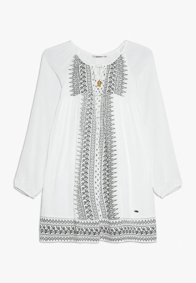 LEONA - Day dress - white