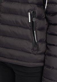 khujo - LOVINA - Winter jacket - schwarz - 5