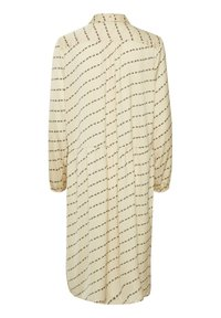 Saint Tropez - Day dress - biscotti flower row - 6