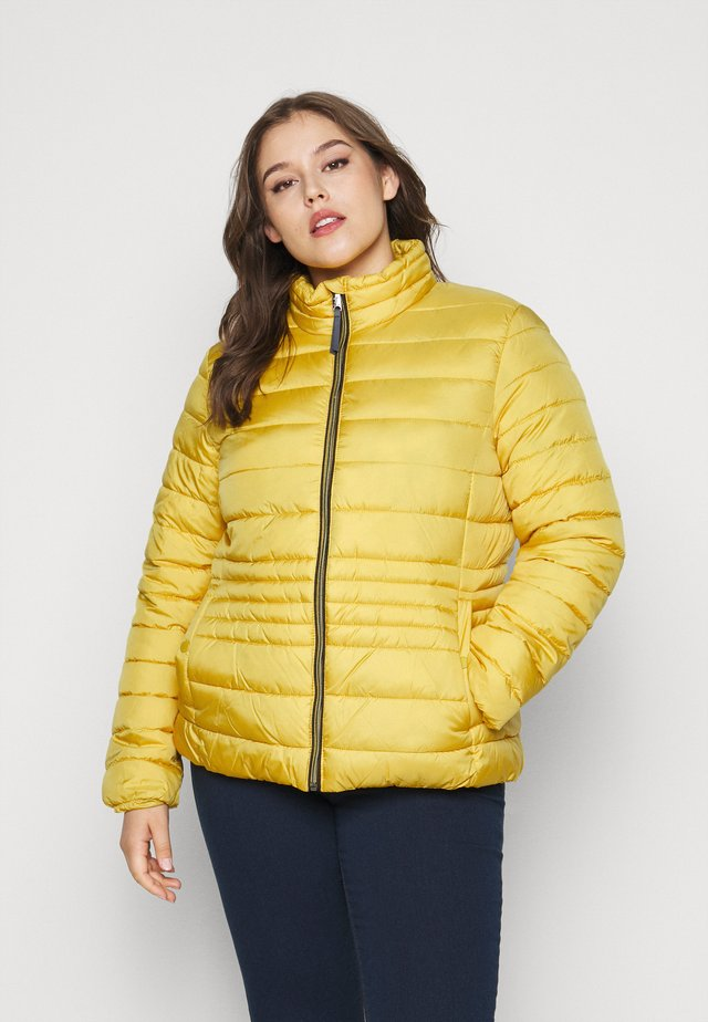 ULTRA LIGHT WEIGHT JACKET - Veste mi-saison - california sand yellow