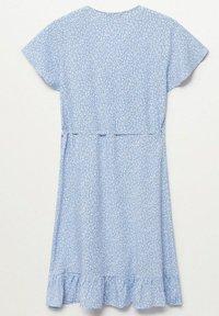 Mango - Day dress - blue - 1