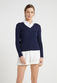 Polo Ralph Lauren - CLASSIC - Maglione - hunter navy - 0