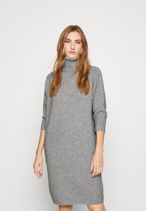 SOSON - Jumper dress - medium grey