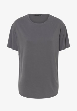 MODAL - Basic T-shirt - dark grey